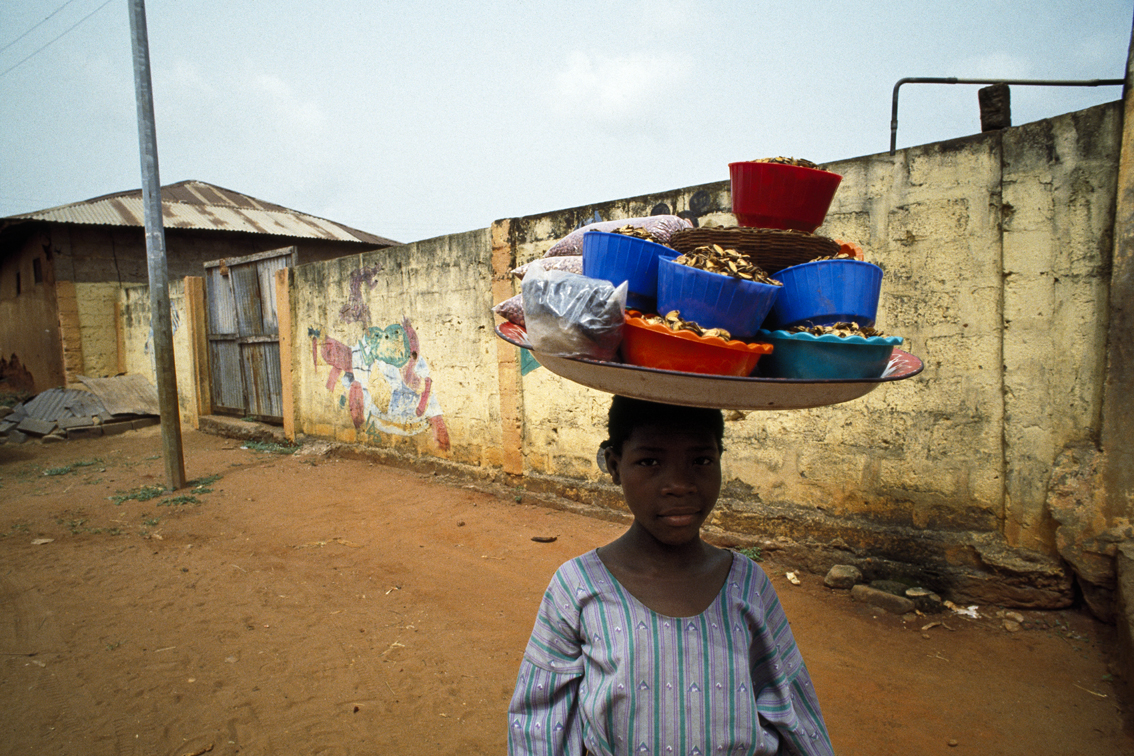 Porto Novo - Benin 1989