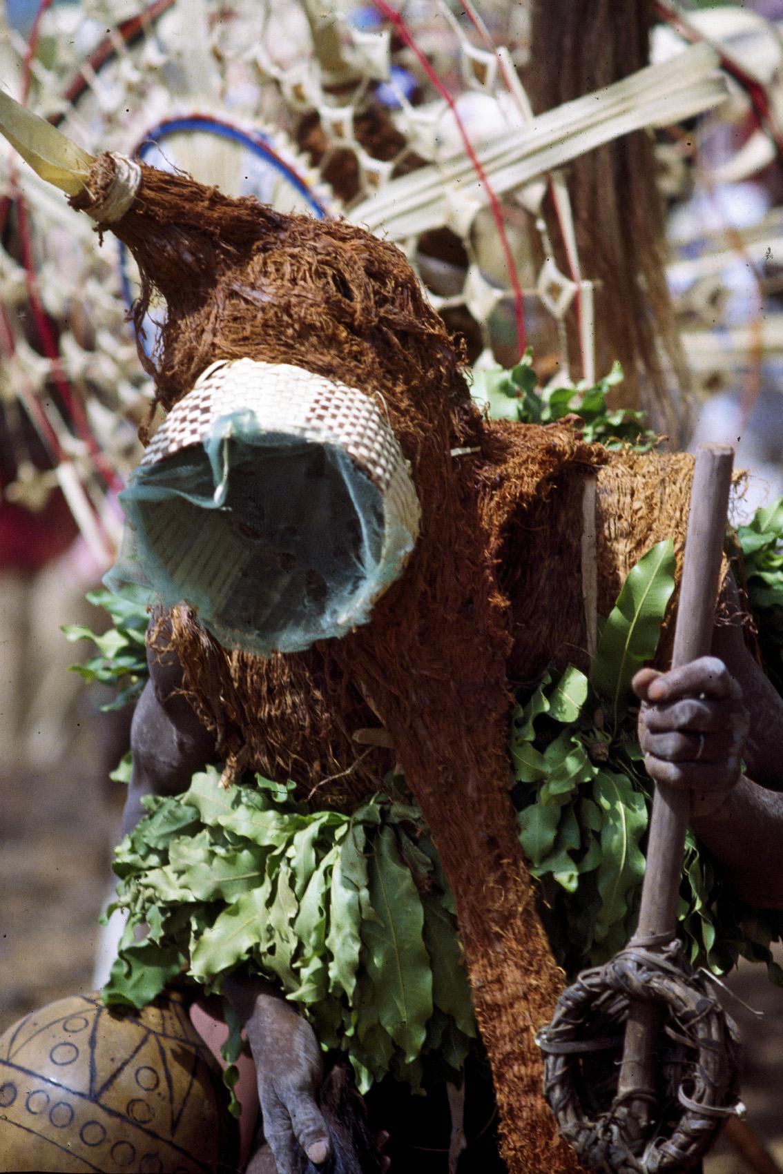 Bassari, initiatory rites - Senegal 1986