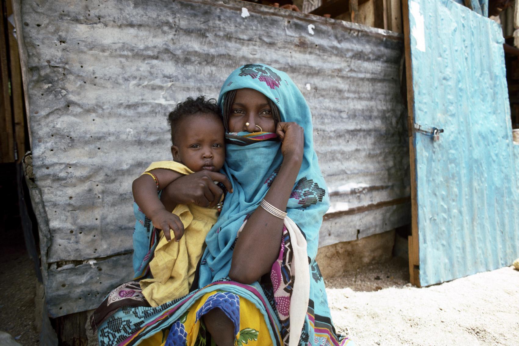 Market - Djibouti 1998