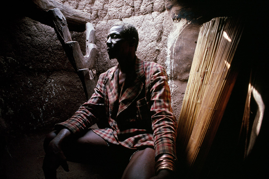 Gbalankite Nufe, Burkina Faso 1992