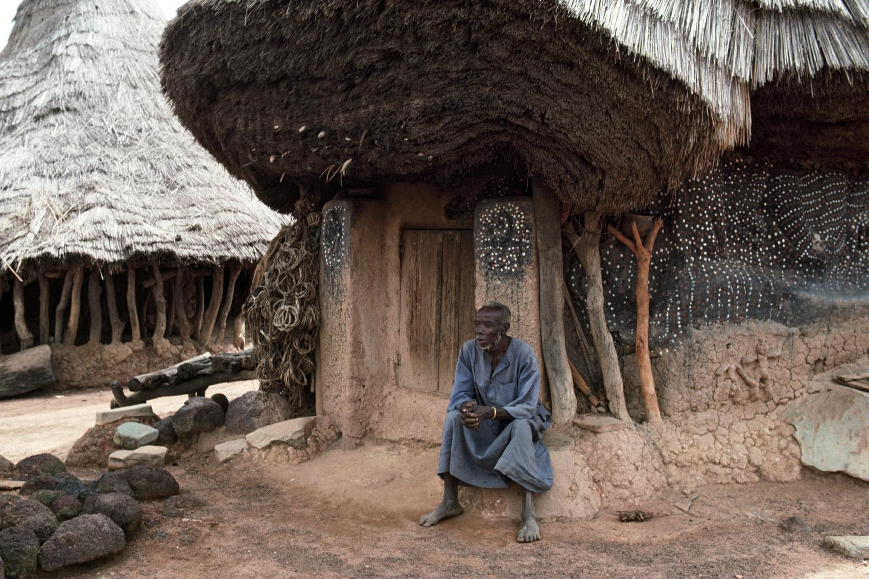 Dogon village, Mali 1993